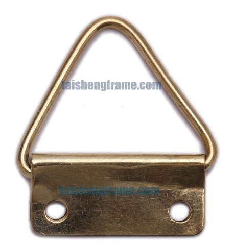 China Triangle Hangers 16*25mm Frame Hardwared-Rings & Hangers ...