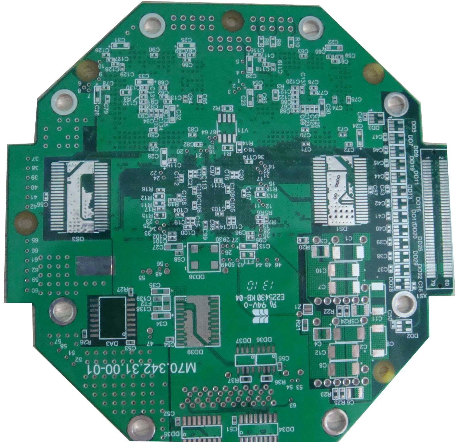 China 6layer Blind Buried Hole Hdi Pcb Board Circuit Printed Printers