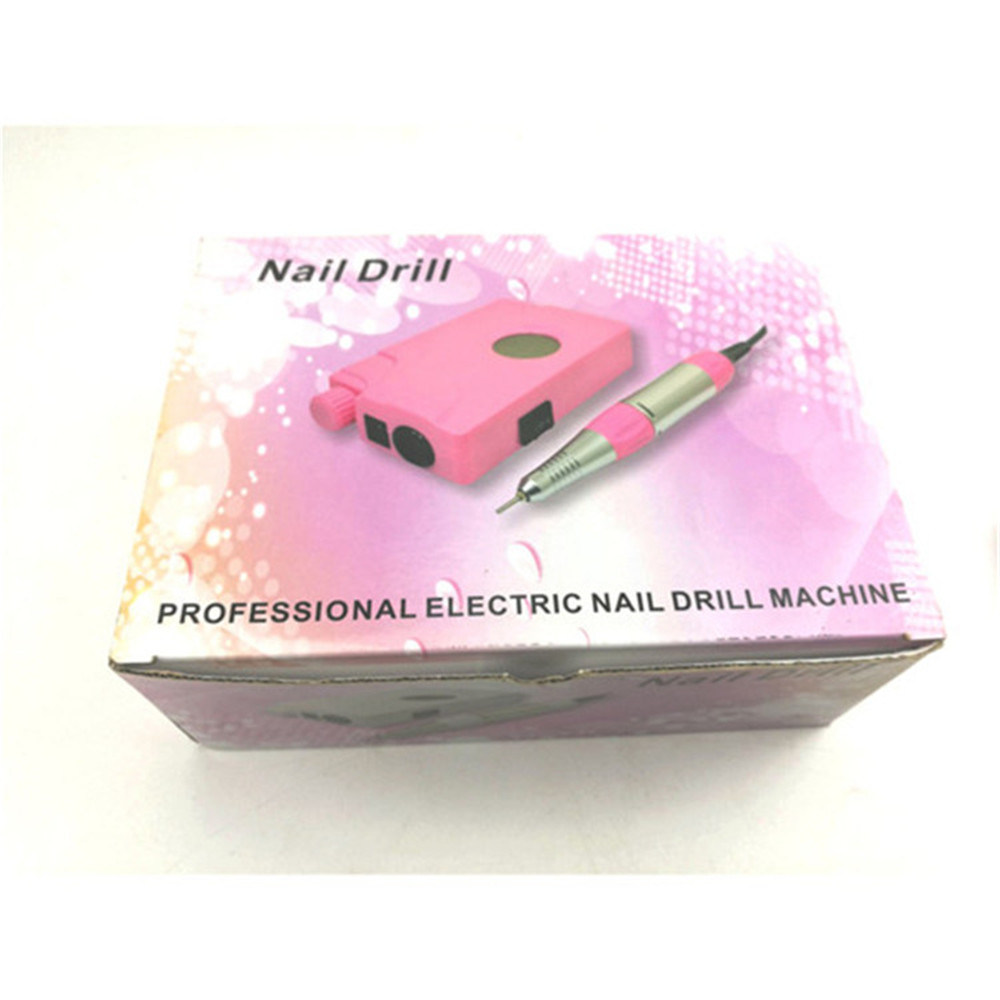 China 30000rpm Strong Micromotor Nail Drill Electric Nail File ...
