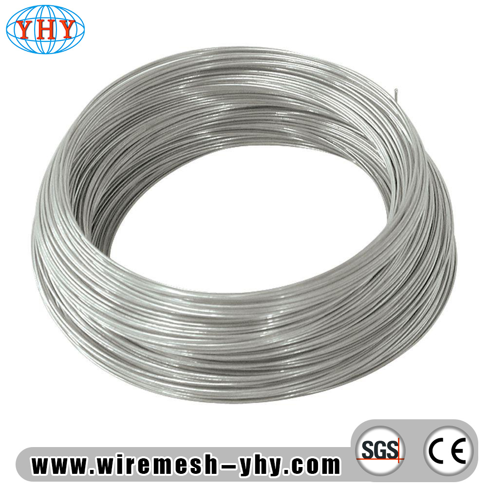 China 19 Gauge Low Carbon Galvanized Iron Wire Photos & Pictures ...