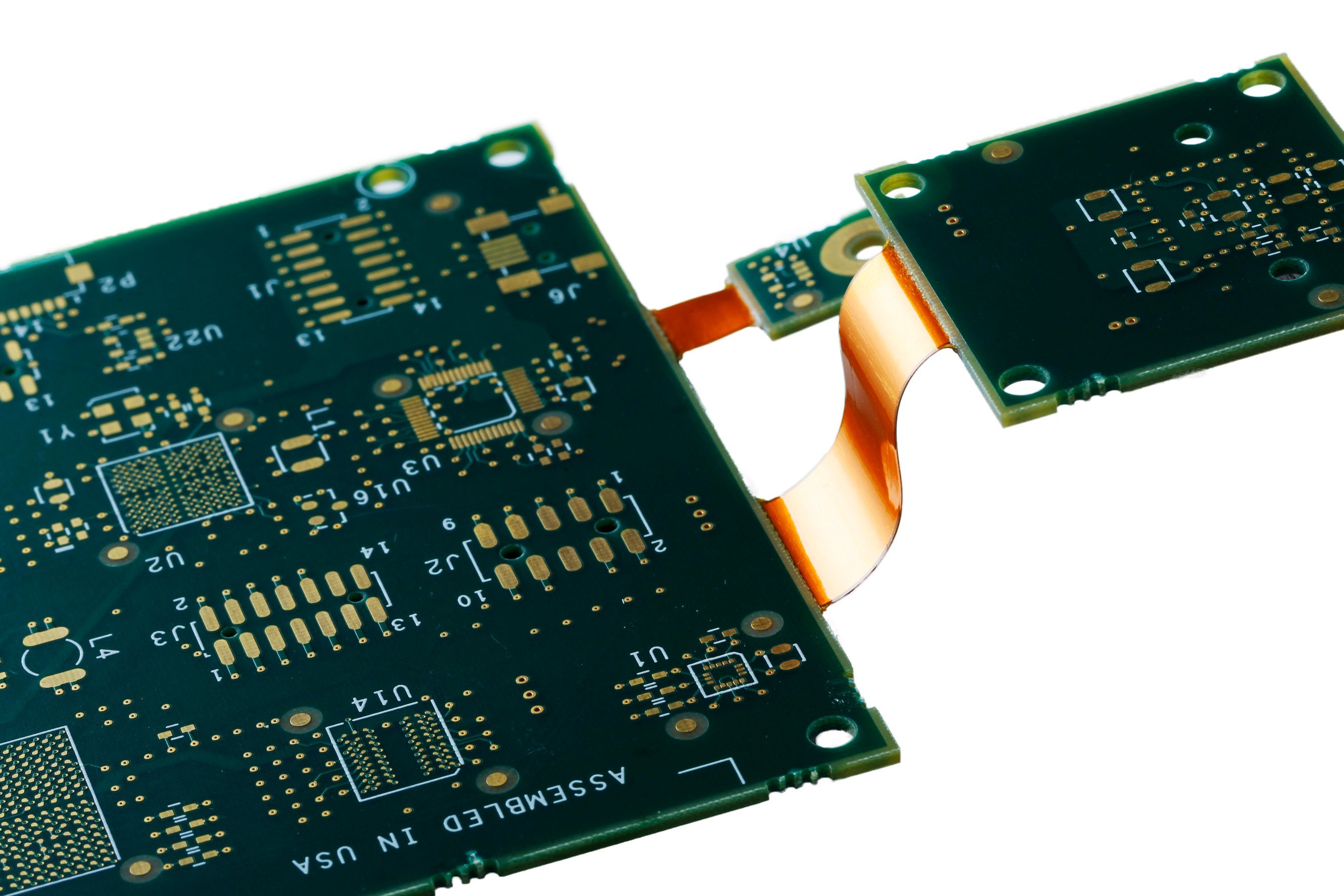 Rigid Flex Assembly Polyimide 6 Layer Fpc Multilayer Printed Circuit Board Layout Design China Oz Copper Flexible