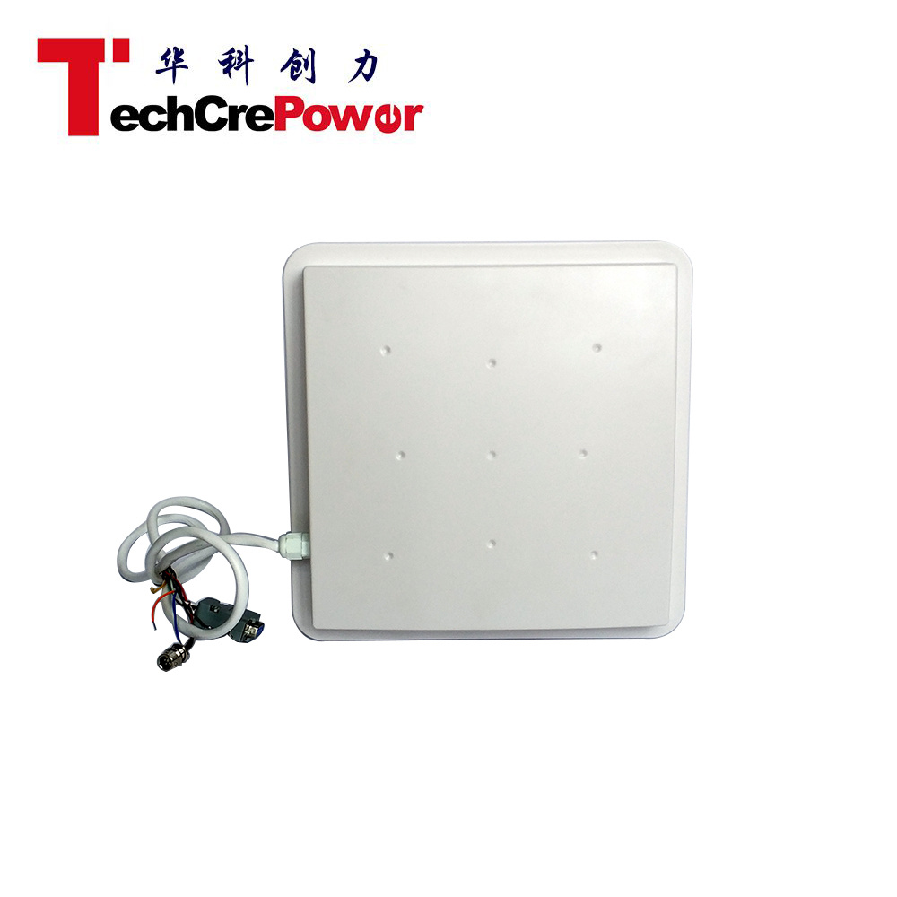 China V 83w High Quality Long Distance Uhf Rfid Integrated Reader Ic With Wifi Range Passive