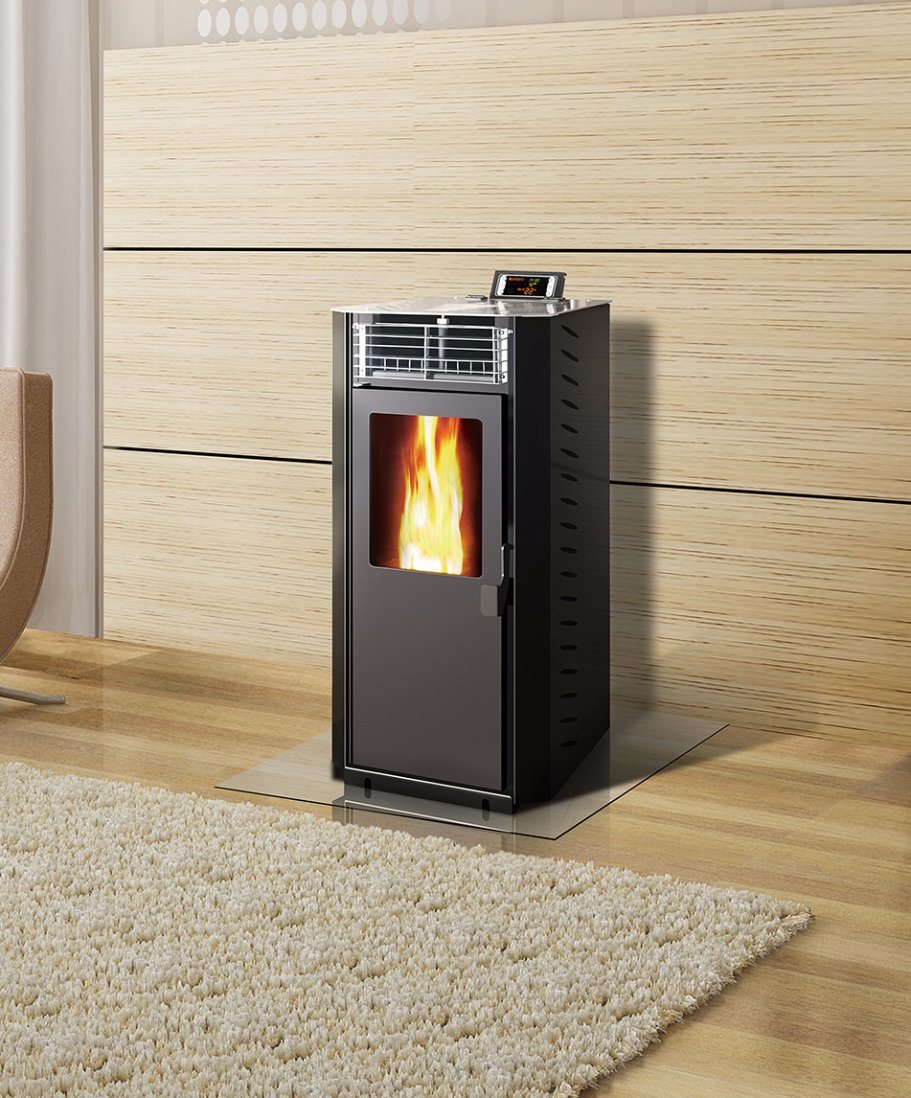 Home Usage Wood Pellet Stove (CR-01) pictures & photos