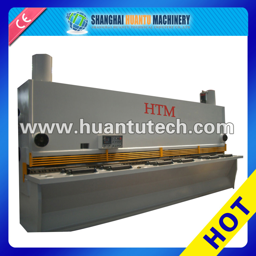 QC11y Hydraulic Shearing Aluminium Sheet Cutting Machine Metal Cutting Shears Aluminum Sheet Cutting Shears