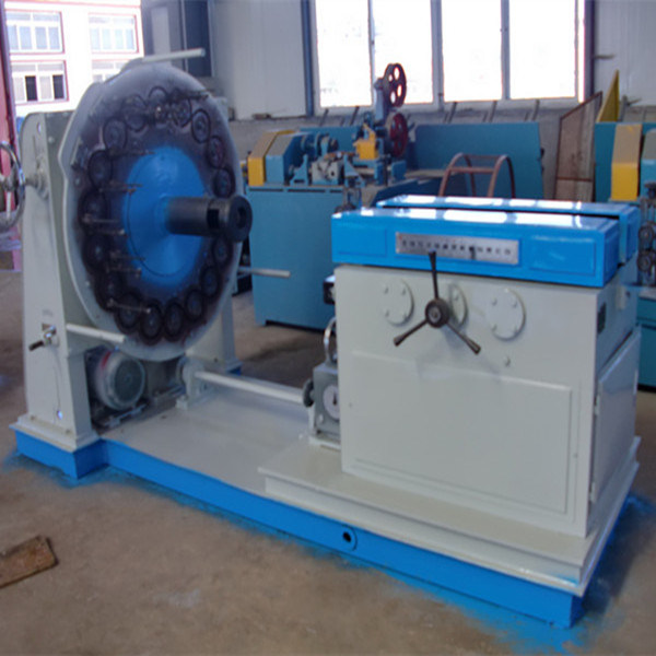 China 24 Carrier Steel Wire Braiding Machine for Rubber Hose - China ...
