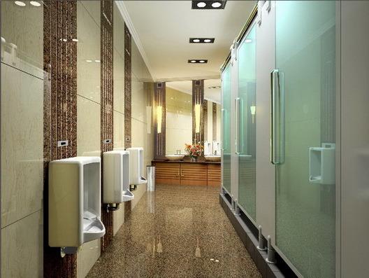 China Public Bathroom Decoration China Hotel Room