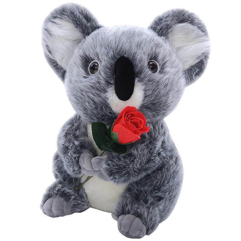 [Hot Item] Factory Custom Plush Stuffed Lovely Koala Bear Toy