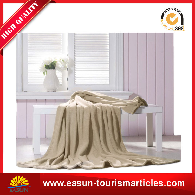 Cheap Flannel Fleece Blanket Factory China