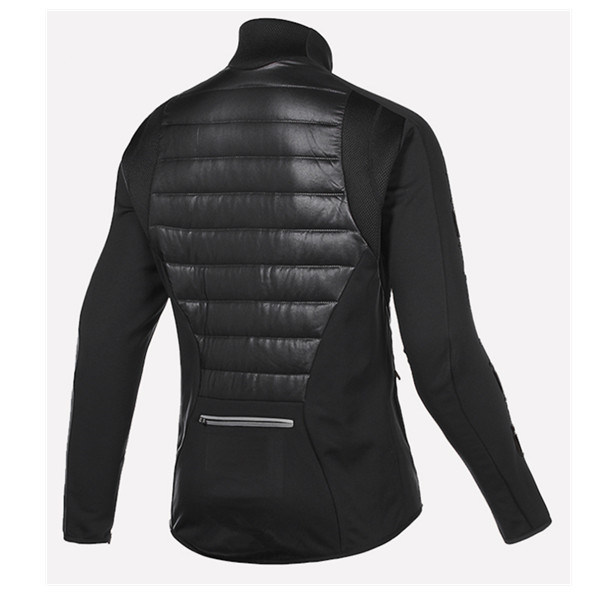 Men Winter Horse Riding Jacket with Rear Pocket