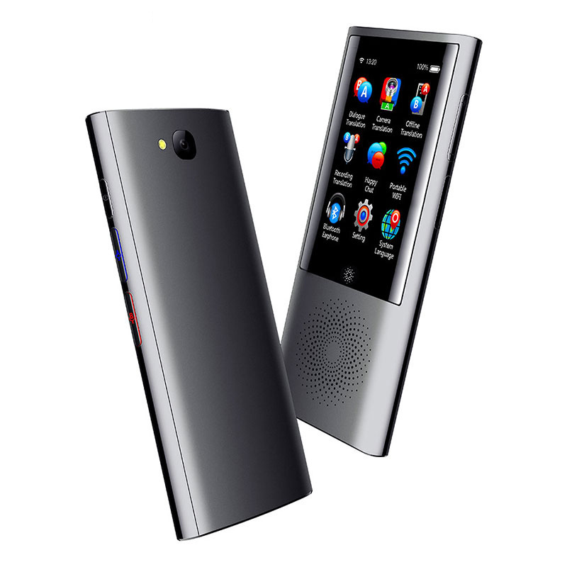 China 2 4G Wireless Smart Voice Translator Stick with 75