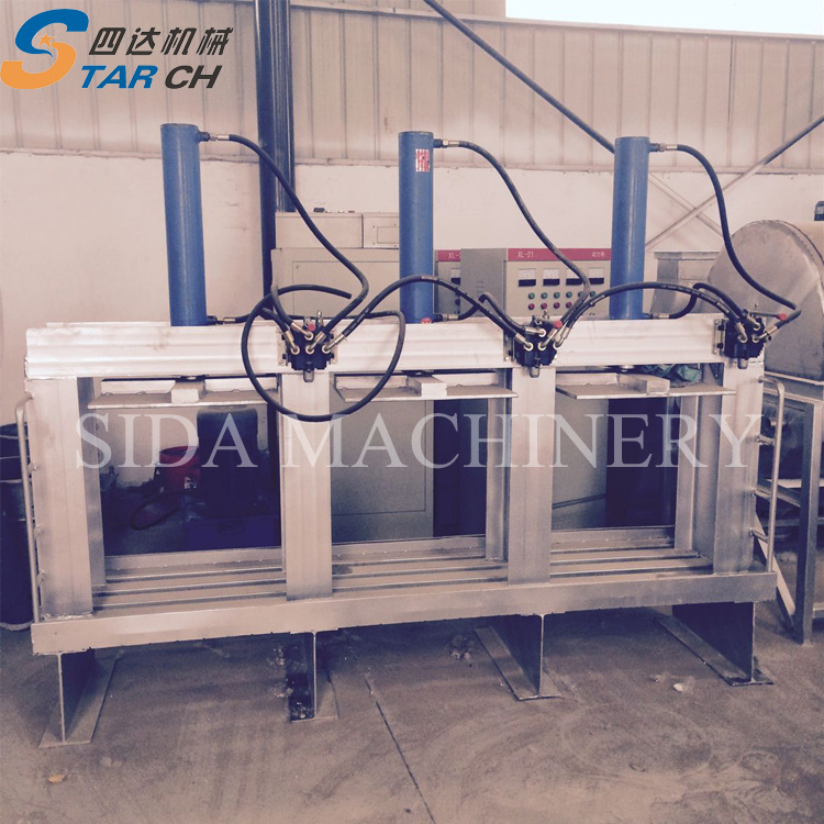 China Small Capacity Cassava Garri Processing Equipment Line Price