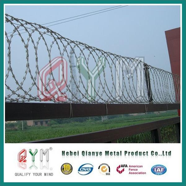 China Razor Wire Bto-22\\Cbt-65\\Razor Barbed Wire\\Concertina Razor ...