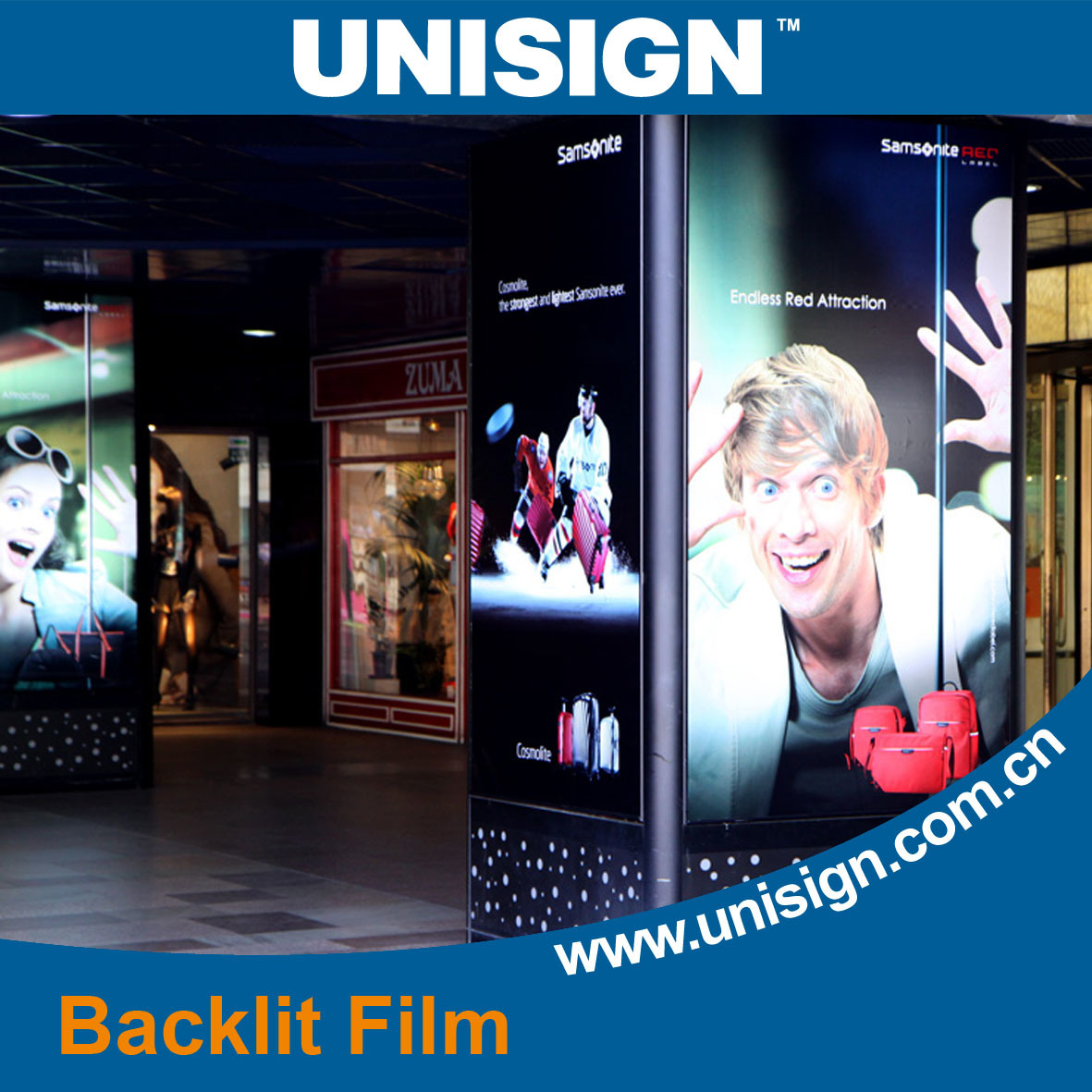 Backlit Fim for Inkjet Printing, Plastic Film for Inkjet Printing pictures & photos