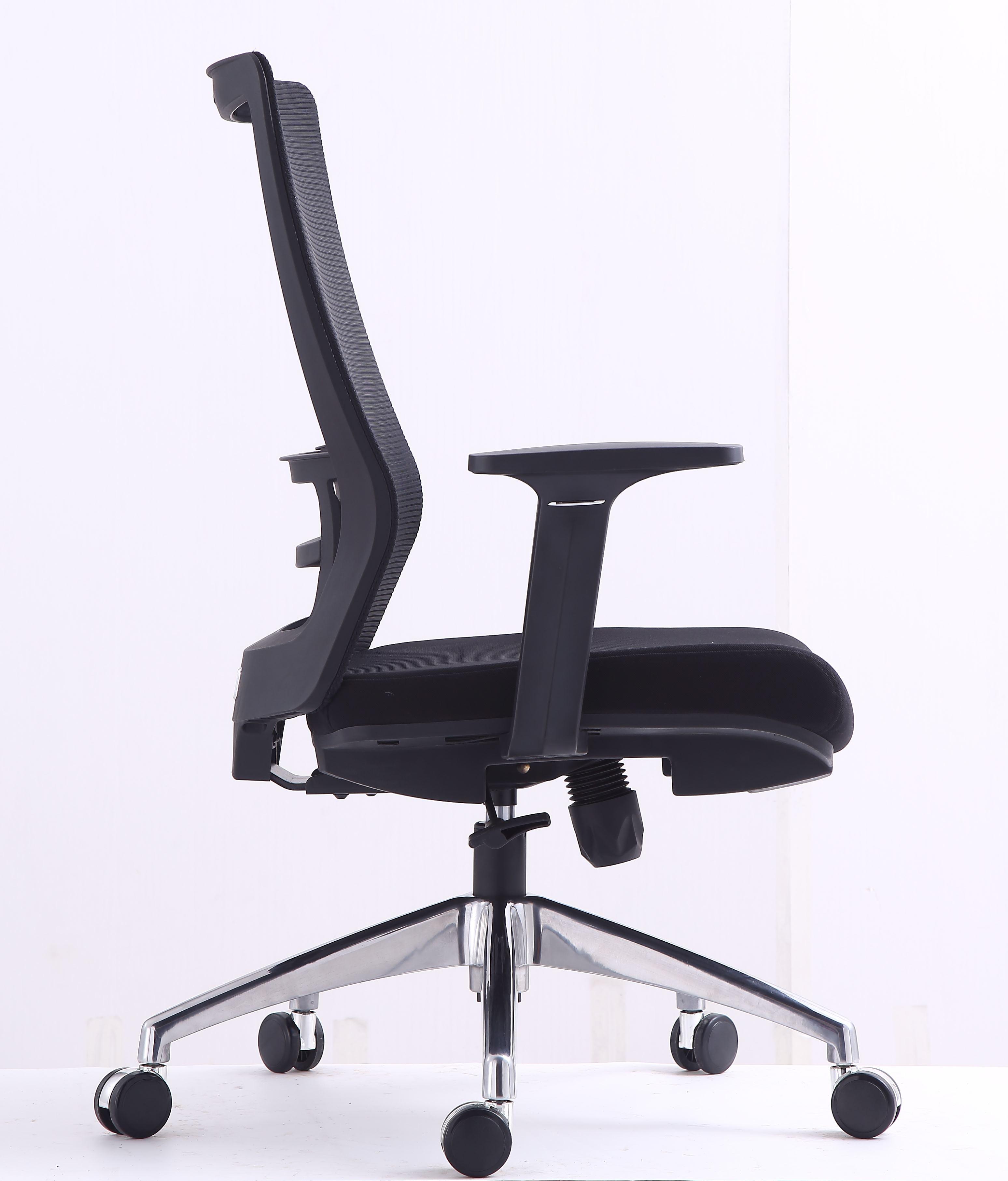 Hot Item Ergonomic Office Furniture Lumbar Support Mesh Office Chair Lsm M1806