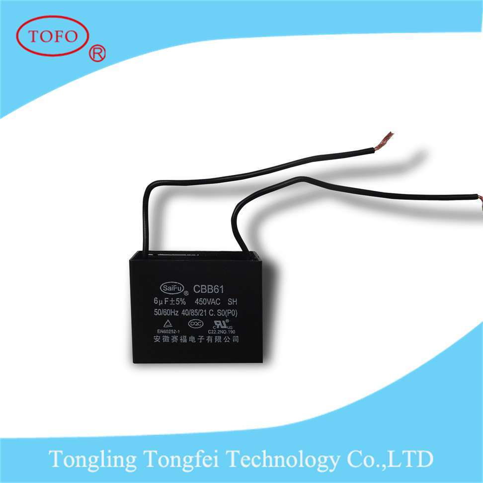 China Ac Ceiling Fan Capacitor Cbb61 250v Photos Pictures Made 40 Mfd Motor Wiring Diagram