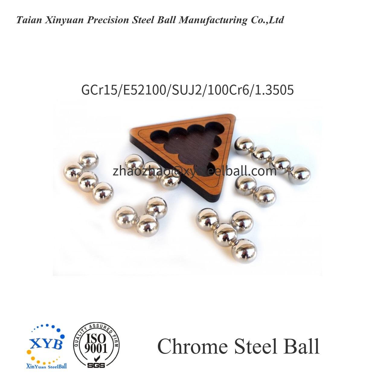 "One 2/"" Inch G25 Precision Chromium Chrome Steel Bearing Ball AISI 52100"