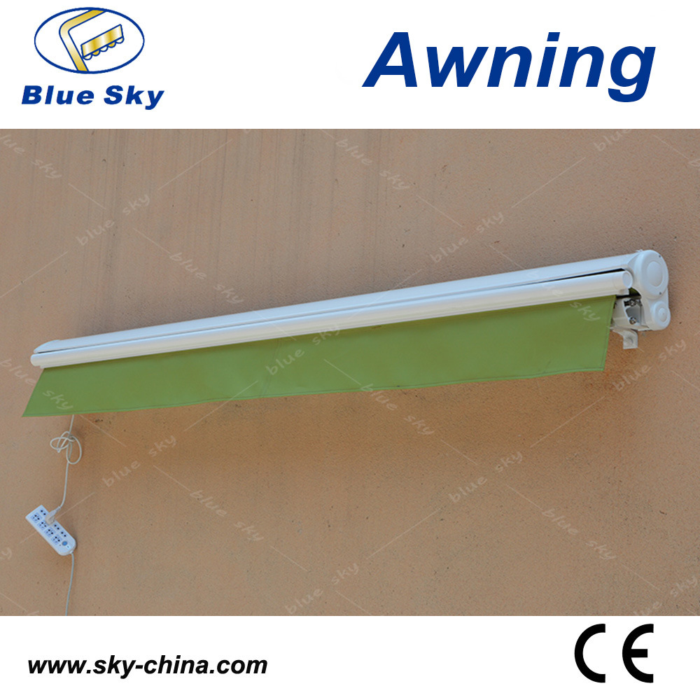 Outdoor Polyester Retractable Window Awnings (B3200) pictures & photos