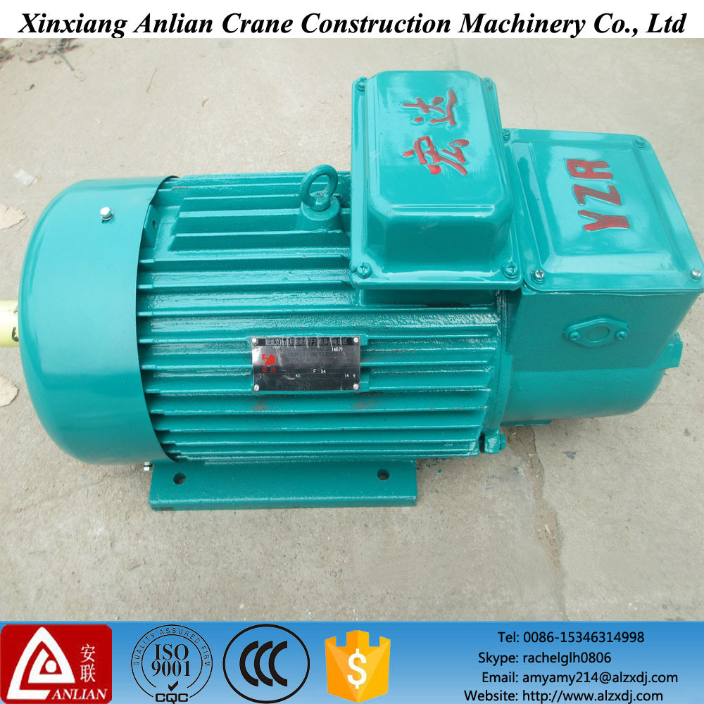 China 3.7kw 380V Three Phase Asynchronous Small Electric Motors ...