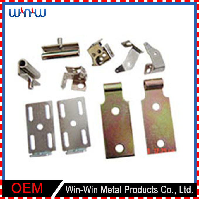 Ww-Sp1109 Customized Metal Stamping Parts CNC High Precision Stamping Part