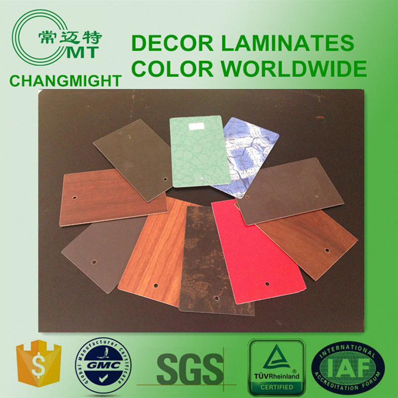 [Hot Item] Wood Grain Laminate Kitchen Cabinets/Formica Laminate Sheets