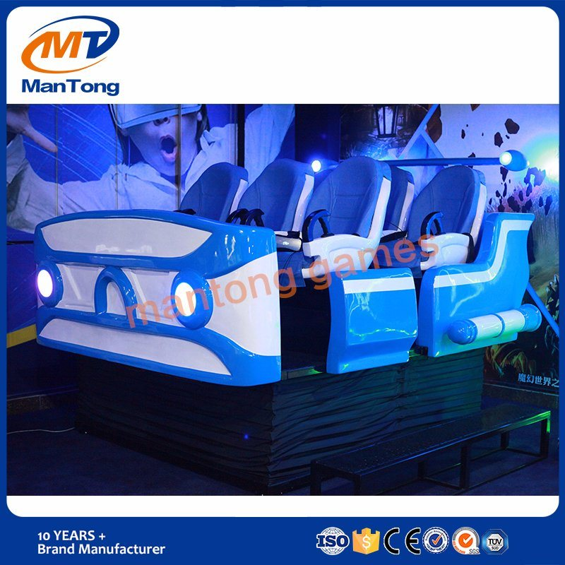 Mantong Virtual Reality 6 Seats 9d Vr Simulator, 9d Egg 6seats Vr for Sale