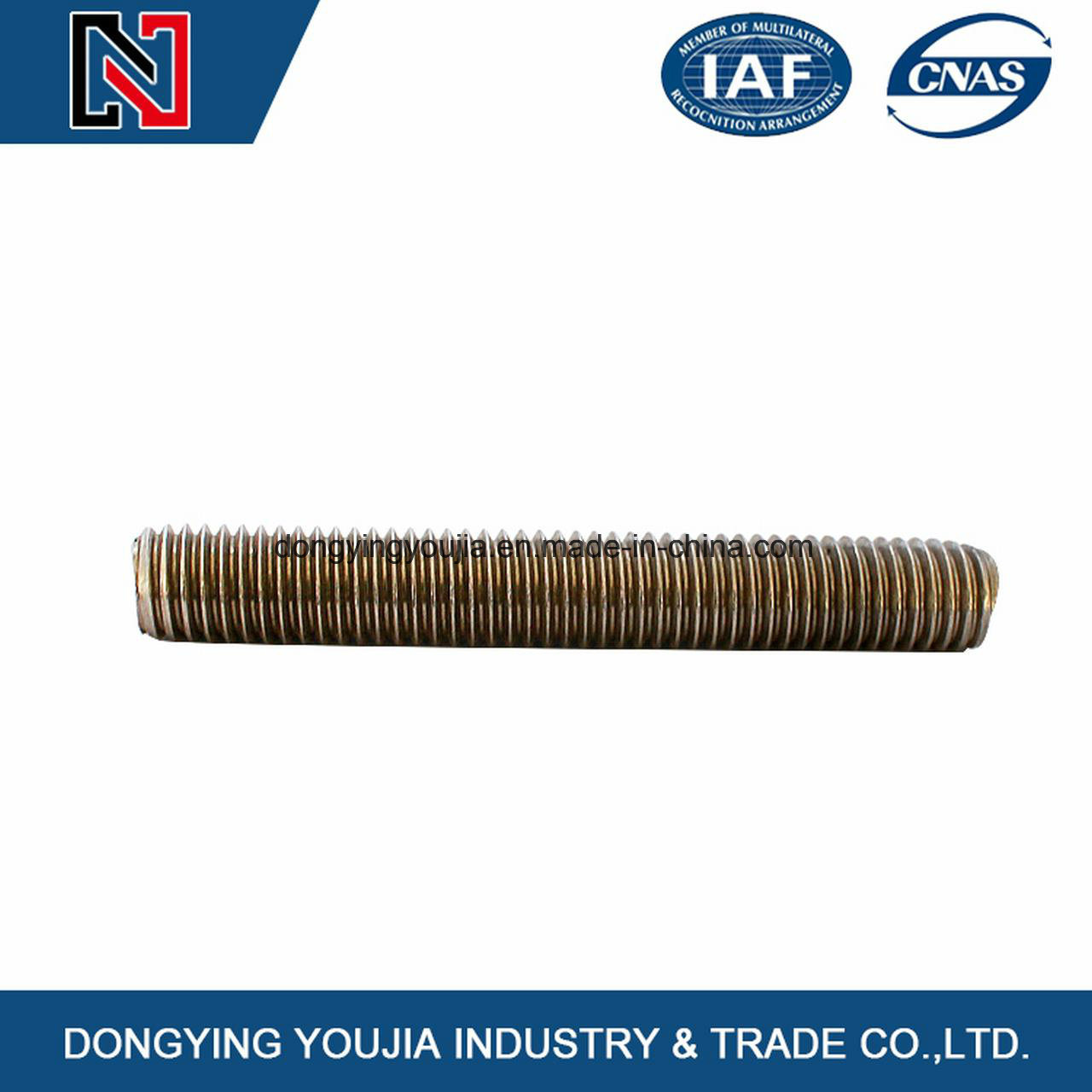 DIN976 Cold Heading Thread Rod
