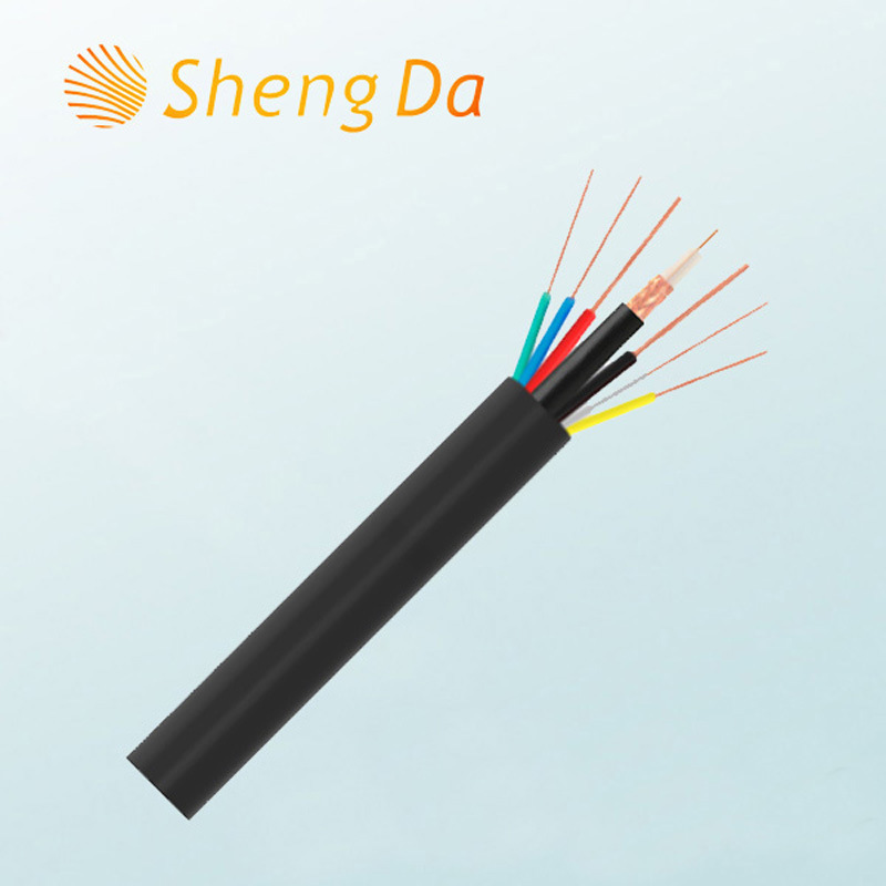 China RF Digital Coaxial Cable Types for Video Door Phone - China ...