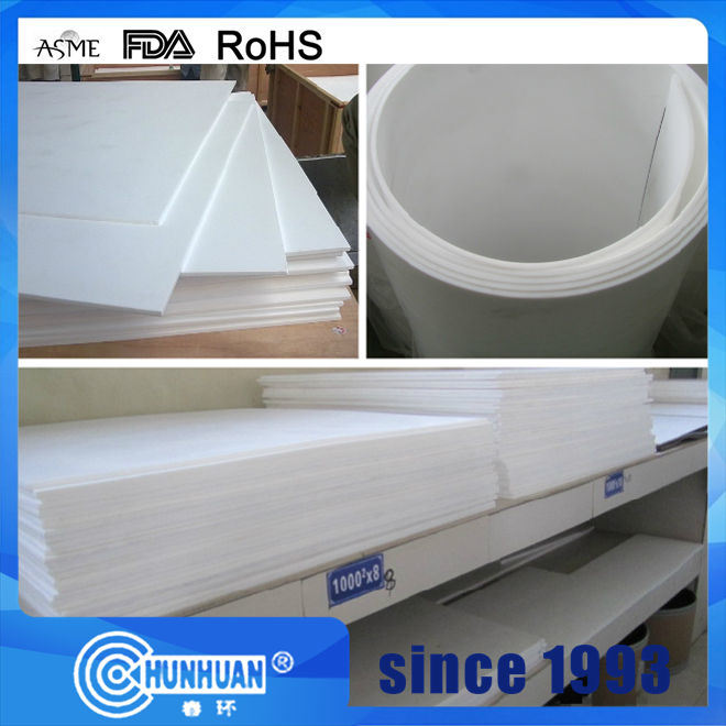 PTFE/Teflon/F4 Molded Sheet/Plate Skived Sheet pictures & photos