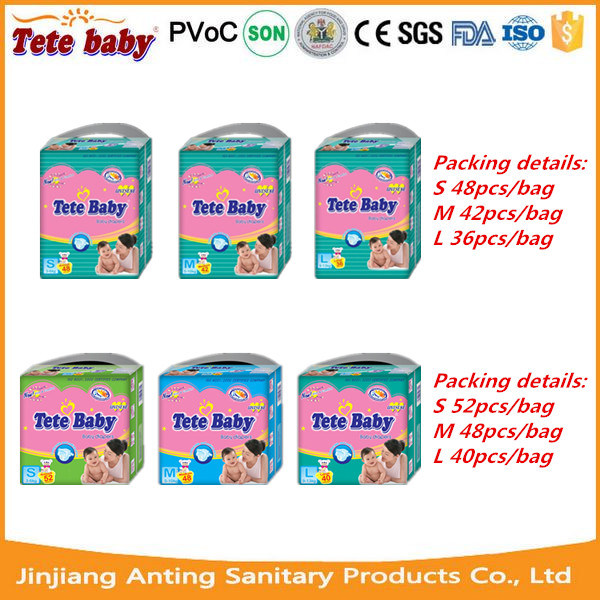 China Sleepy Baby Diaper Companies Looking for Distributors