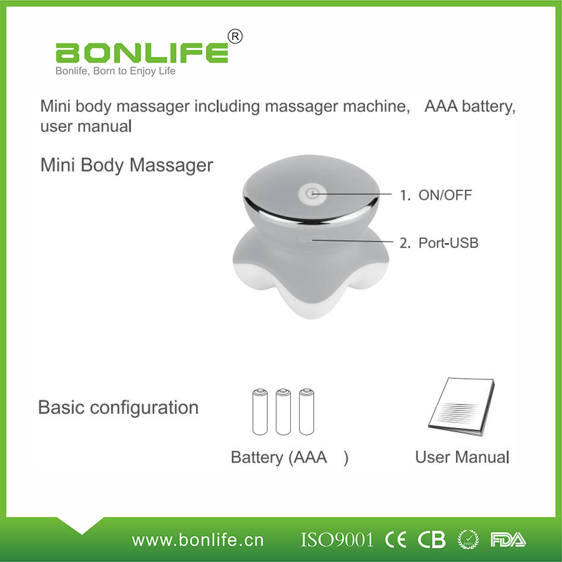 Mini Body Massager