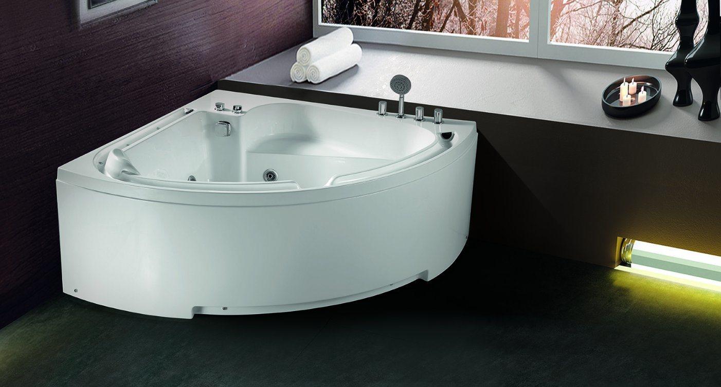 China (K1258) Freestanding Acrylic Bathtubs / Massage Whirlpool ...