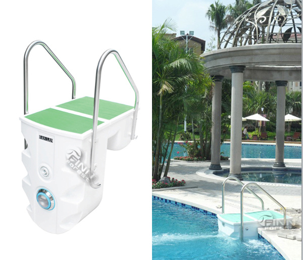 Swimming Pool Portable Pipeless Undergroud Or Wall Hang Pool Filter System