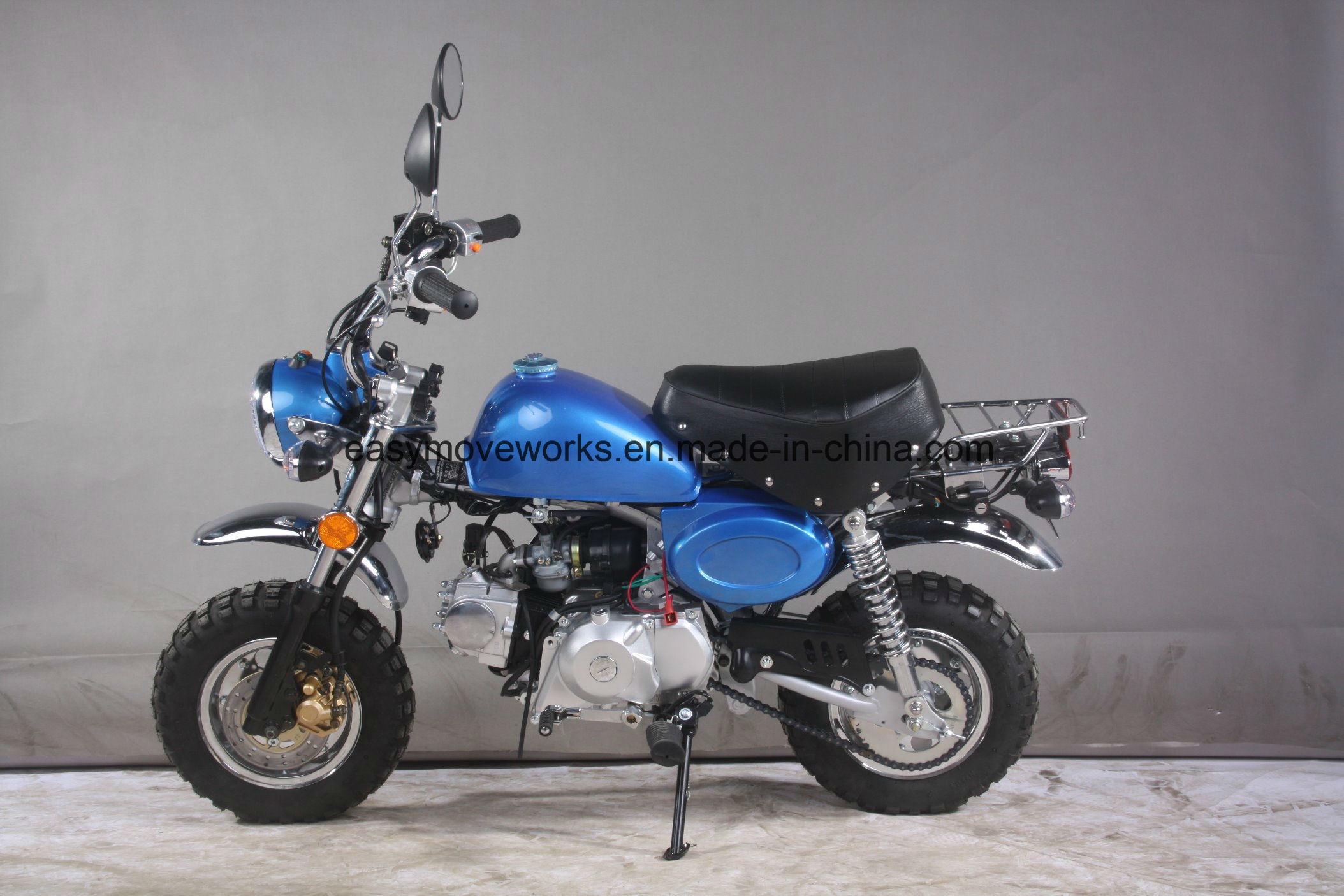 Zhenhua Classic Motorcycle Monkey Bike 125cc Euro4 Efi pictures & photos