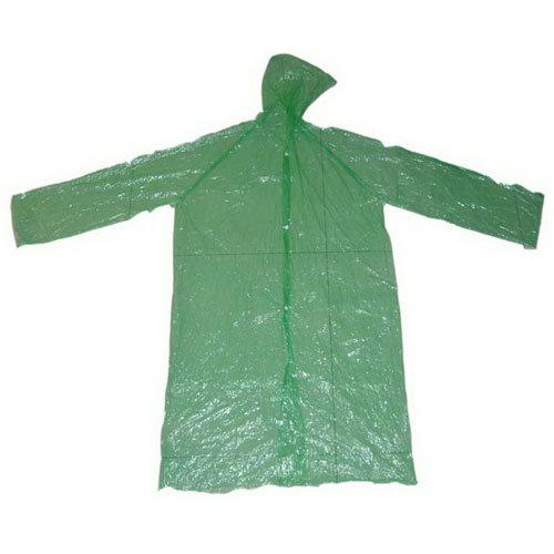 China Pe Emergency Raincoat Pe Disposable Raincoat