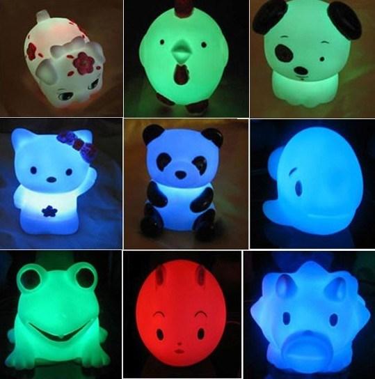 China Animal LED Night Light