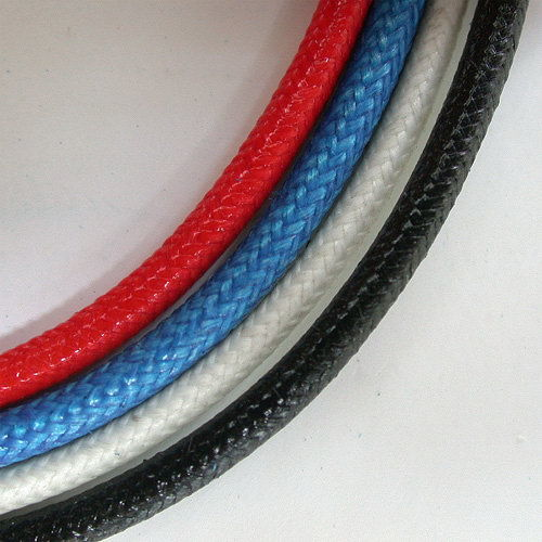 China Silicone Rubber Insulated Wire With Glass Fiber