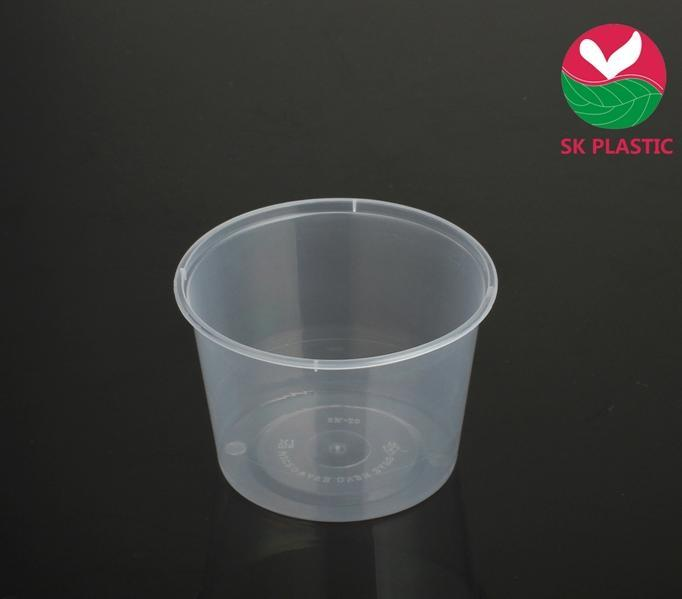 Plastic Food Container (SK-20)