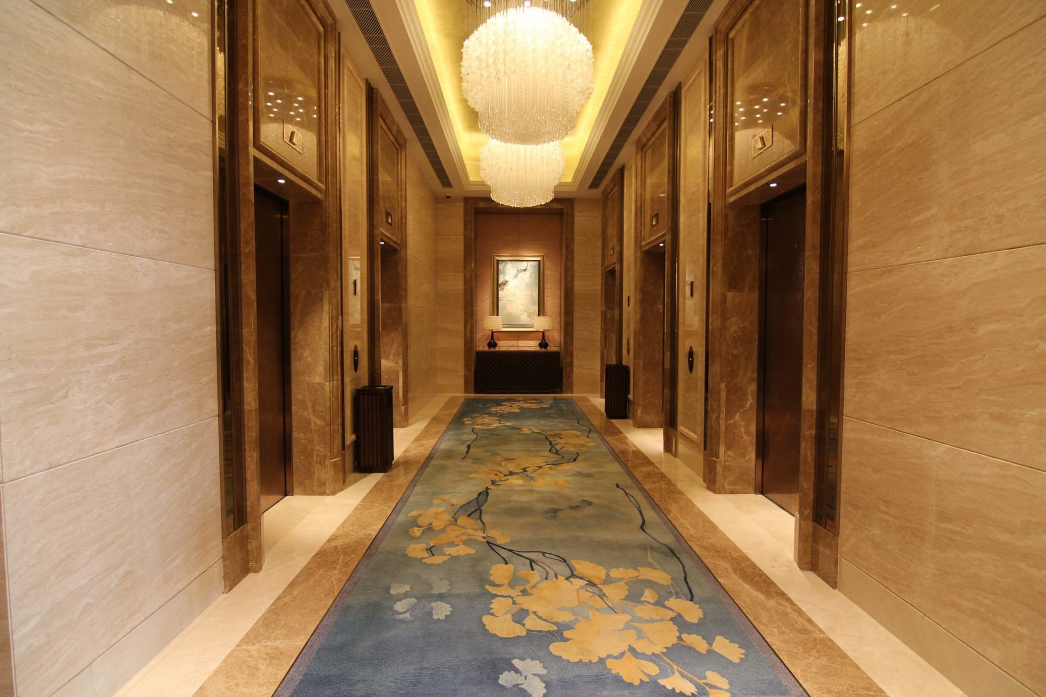 China High Quality Wool Amp Nylon Carpet For Shangri La