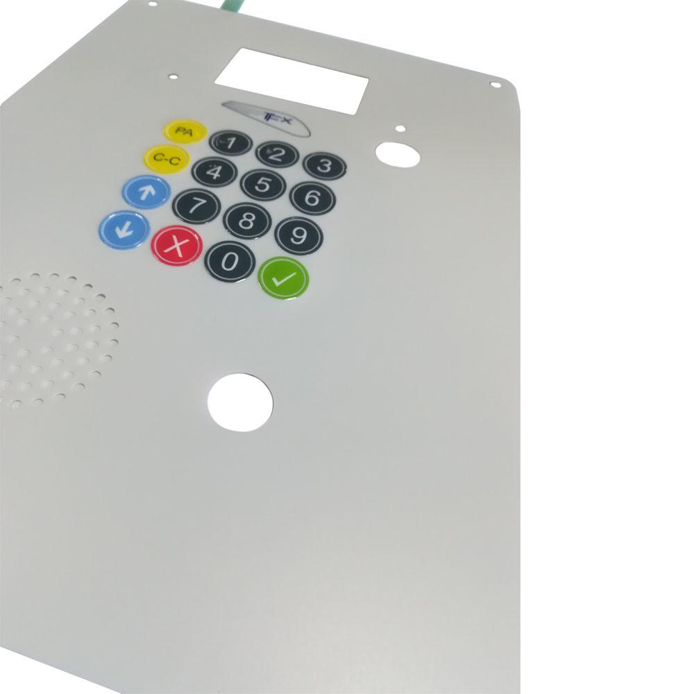 China Custom Flexible Printed Conductive Silver Ink Circuit Membrane ...