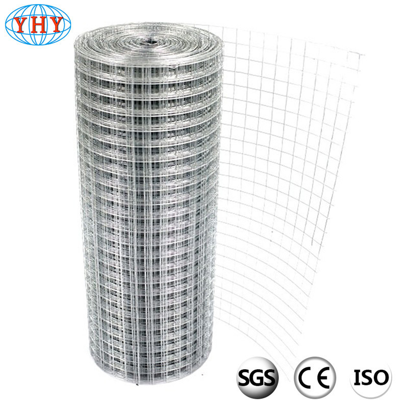 China 6X6 Reinforcing Galvanized Welded Wire Mesh - China Welded ...