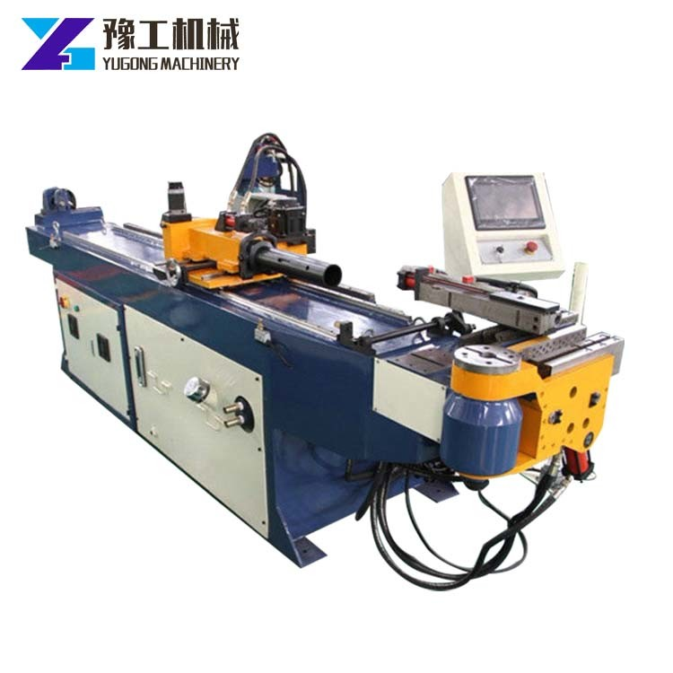 China Steel Pipe Bending Machine for Sale Photos & Pictures