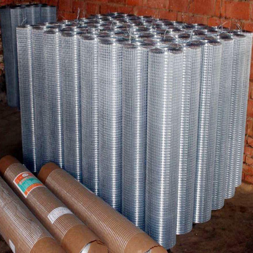 China Good Quality 5X5 4X4 2X2 Galvanized Welded Rabbit Cage Wire ...