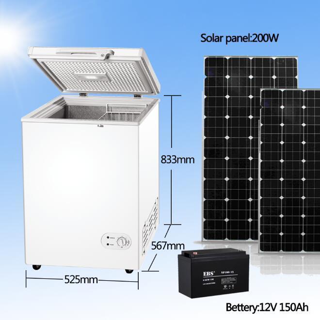 solar panel for mini fridge