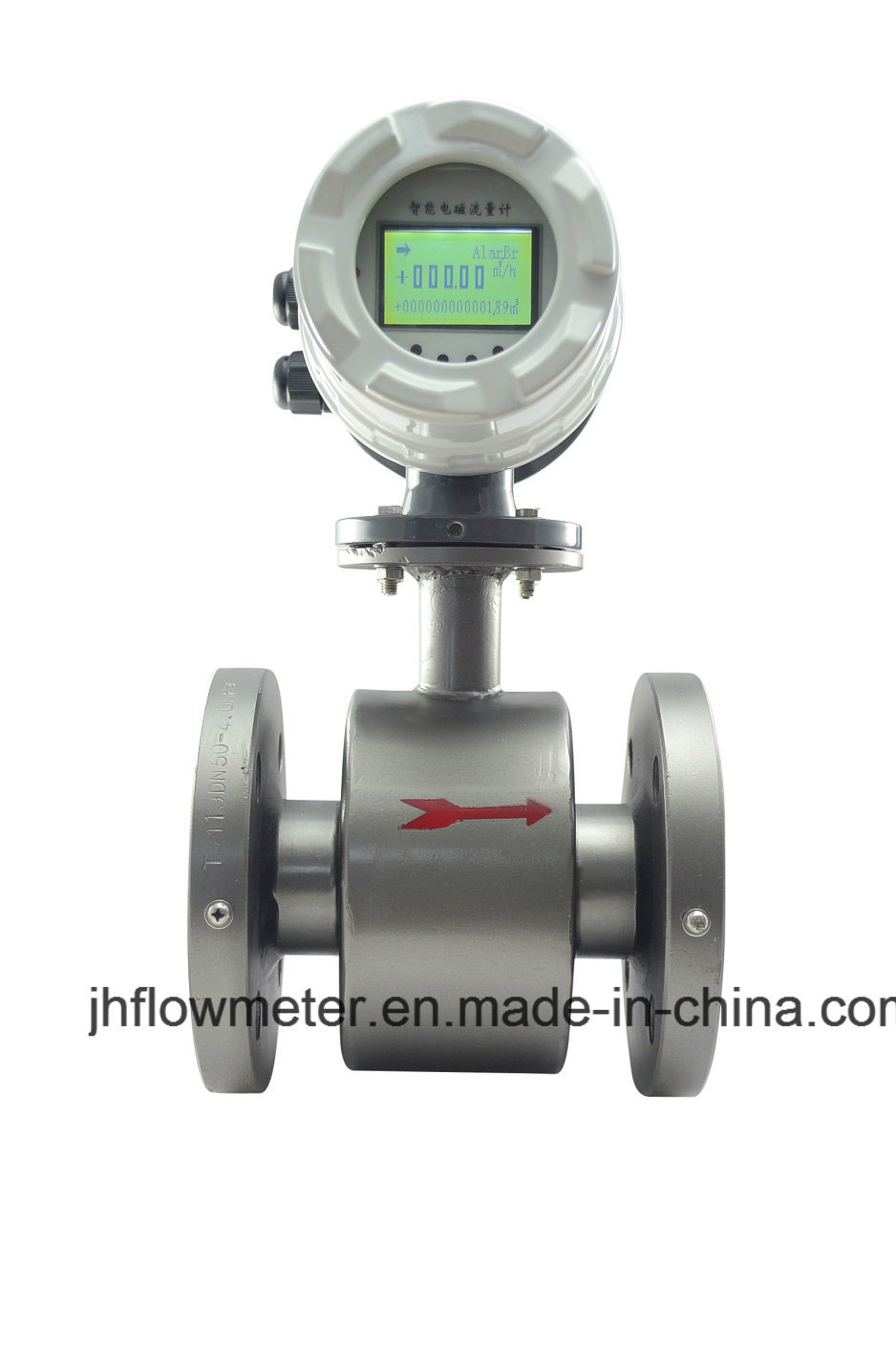 [Hot Item] Smart German Quality Endress+Hauser Wastewater Electromagnetic  Flowmeter