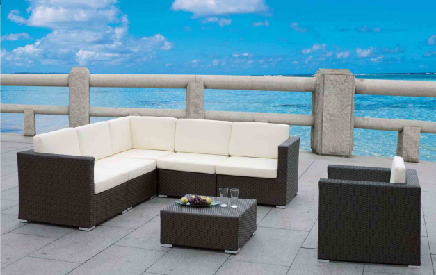 Leisure Outdoor Furniture Rattan Sofa