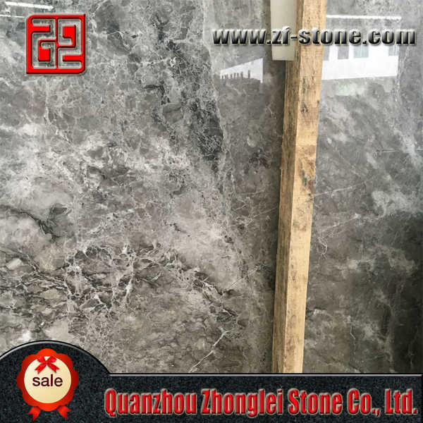 China Marble Flooring Border Designs Dammam Grey Marble China