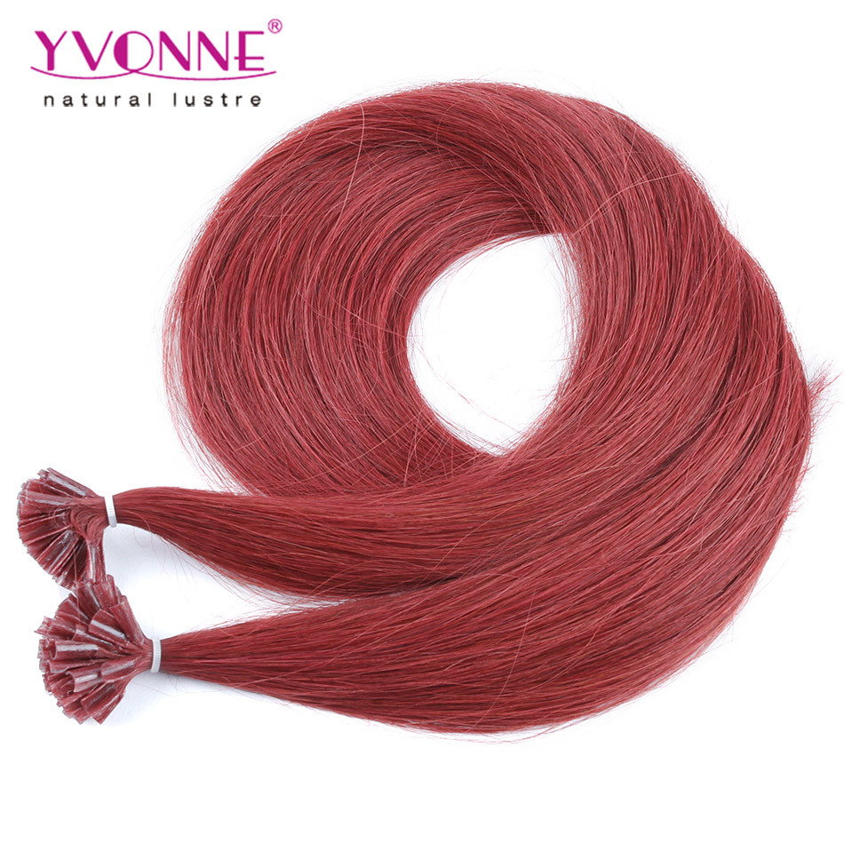 China Top Quality Wholesale U Tip Human Hair Extensions Photos