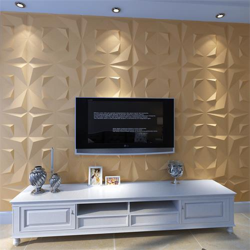 [Hot Item] Modern Wall Art Decor 3D Wall Covering Panels for House Interior