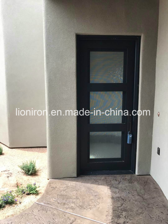 China Xiamen Interior Door Manufacturers Custom Internal Iron Doors