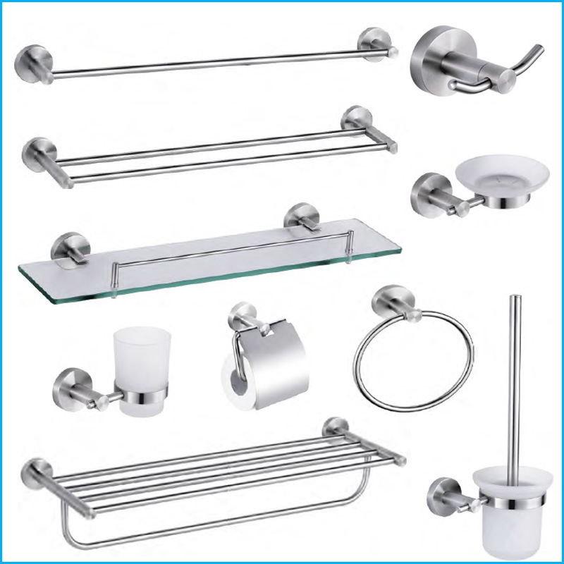Bathroom Accessories.304 Stainless Steel Bathroom Accessories Sanitary Ware China